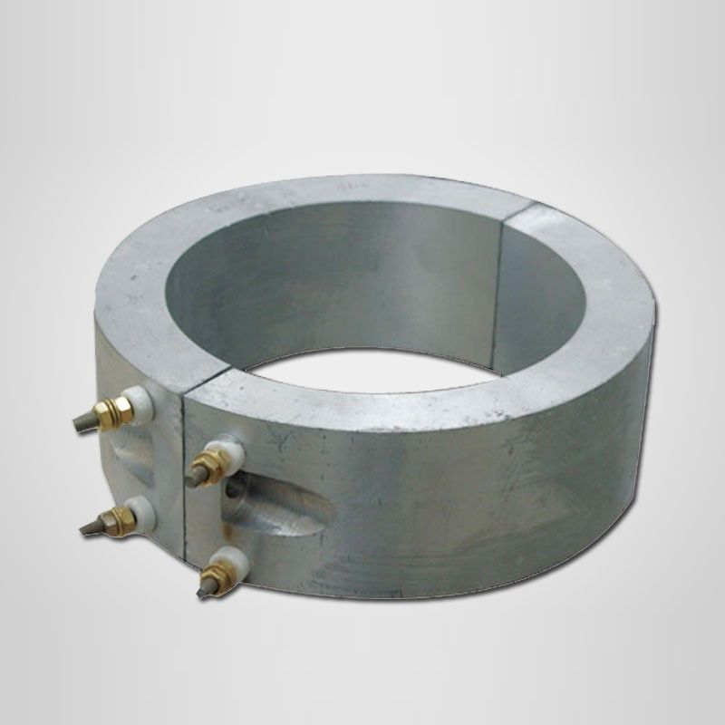 Good Heating Effect Cast Aluminum Heaters For Thermoforming Equipment